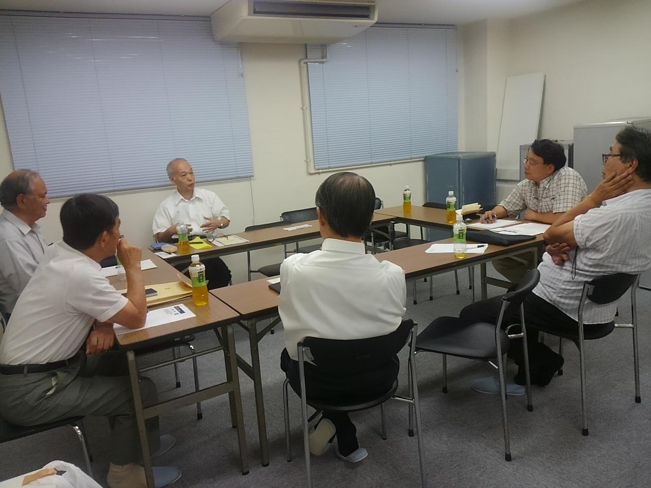 第3回理事会を開催(2016/11/24)