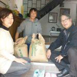 八王子市内の児童養護施設「武蔵野児童学園」にお米とオリーブオイルを贈呈(2016/11/3)