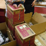 2月24日~3月4日にかけて八王子・日野・立川市の児童養護施設や子ども食堂に食品を配布しました。